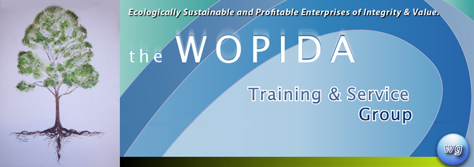 The Wopida, Training and Service Group
